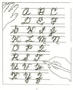 handwriiting
