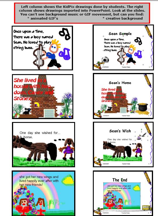 Teacher Intro Powerpoint Design Template Polka Dots