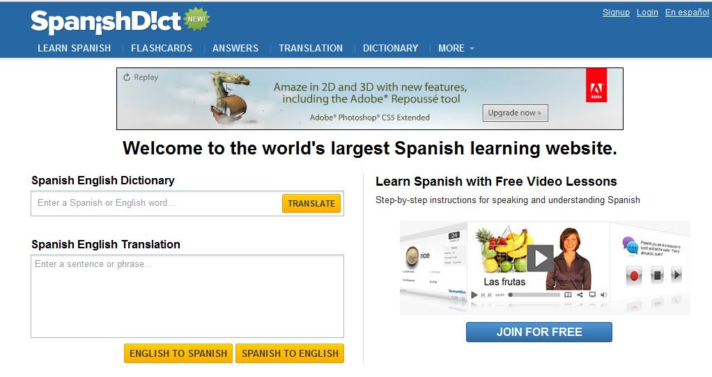 spanish help