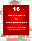 holiday tech projects