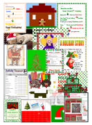 16 holiday projects