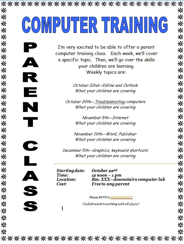 parent class 1