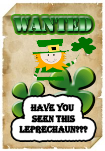 WANTED--LEPRECHAUN